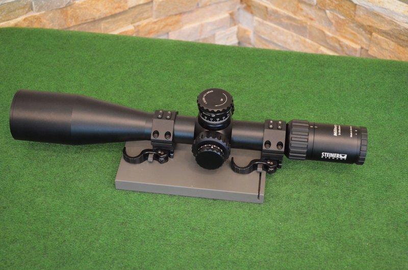 Steiner Zielfernrohr Mit Entfernungsmesser : Rs jagd und sportwaffen gmbh onlineshop steiner military m5xi 5